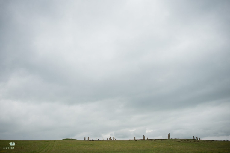 Orkney Pagan wedding at Ring of Brodgar by Chester and North Wales wedding photographer Corinne Fudge